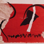 Ensemble, dans le désir d'un sens- Collage-Encre 67 x 43- Avril 2020